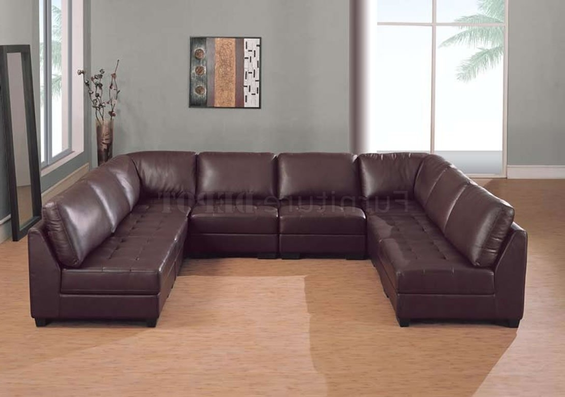 Well Known Jacksonville Florida Sectional Sofas In Leather Sectional Sofa San Jose Leather Sectional Sofas In (View 17 of 20)