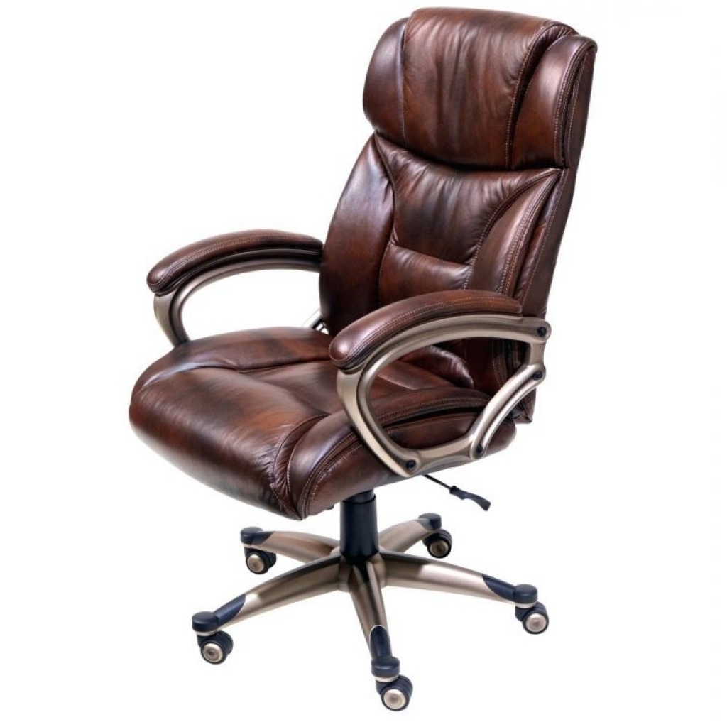 Well Known Leather Executive Office Chairs In Lane Bonded Leather Executive Office Chair Archives (View 18 of 20)