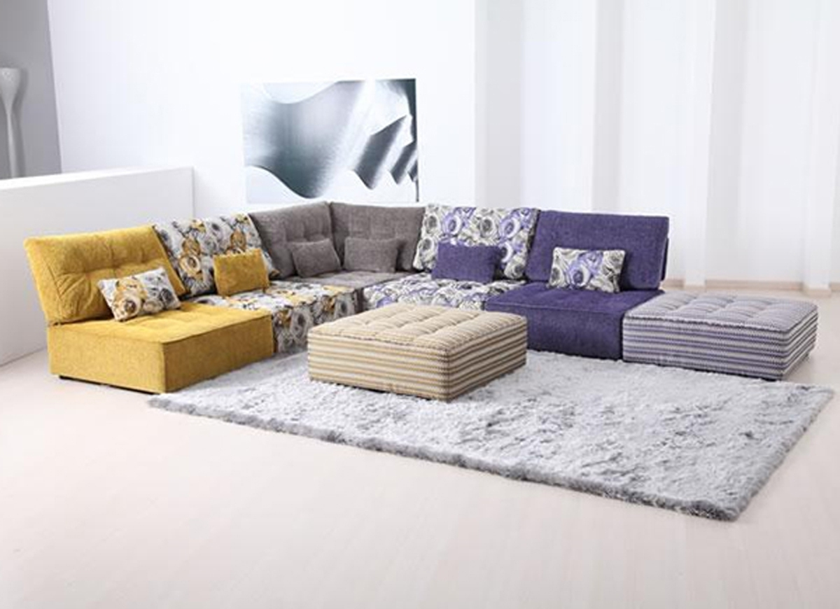 Well Known Living Room : Scenic Alice Modular Sofas Modern Simplistic Module Pertaining To Small Modular Sofas (View 16 of 20)