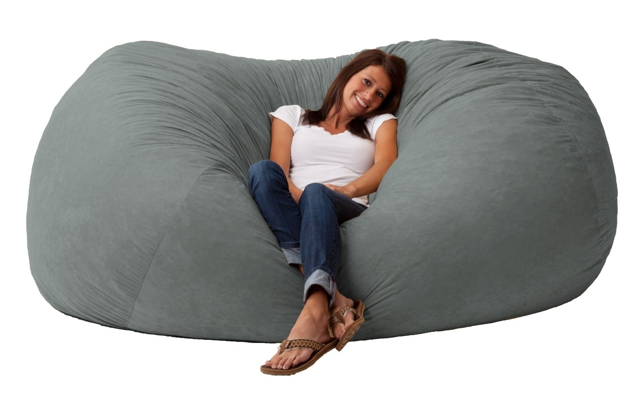 Well Known Look Cool With Bean Bag Sofas – Pickndecor Regarding Bean Bag Sofas (View 20 of 20)