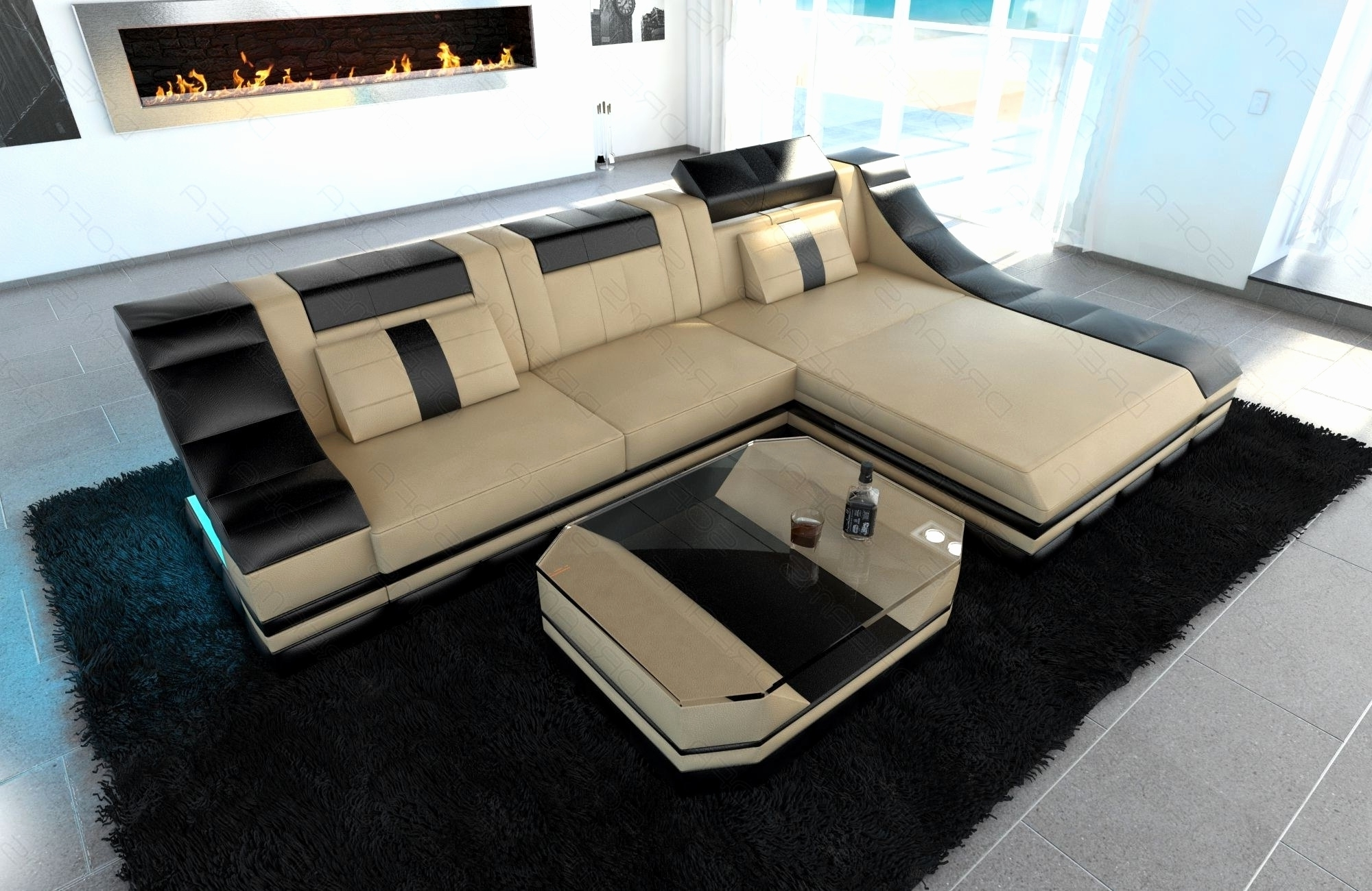 Well Known Luxury Small Sectional Sofas 2018 – Couches Ideas Pertaining To Luxury Sectional Sofas (View 12 of 20)