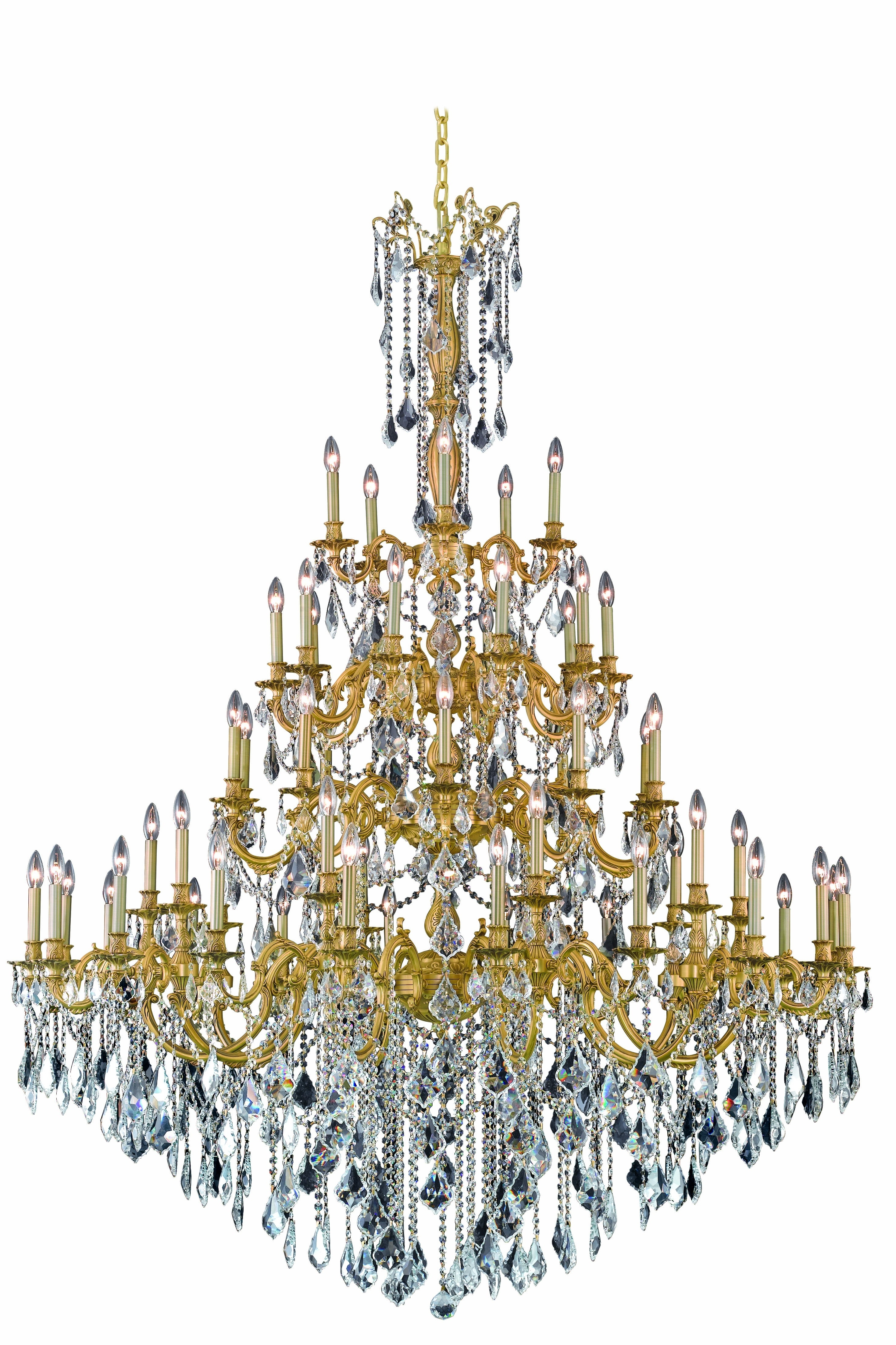 Well Known Million Decor Design Regarding Traditional Chandeliers (View 20 of 20)