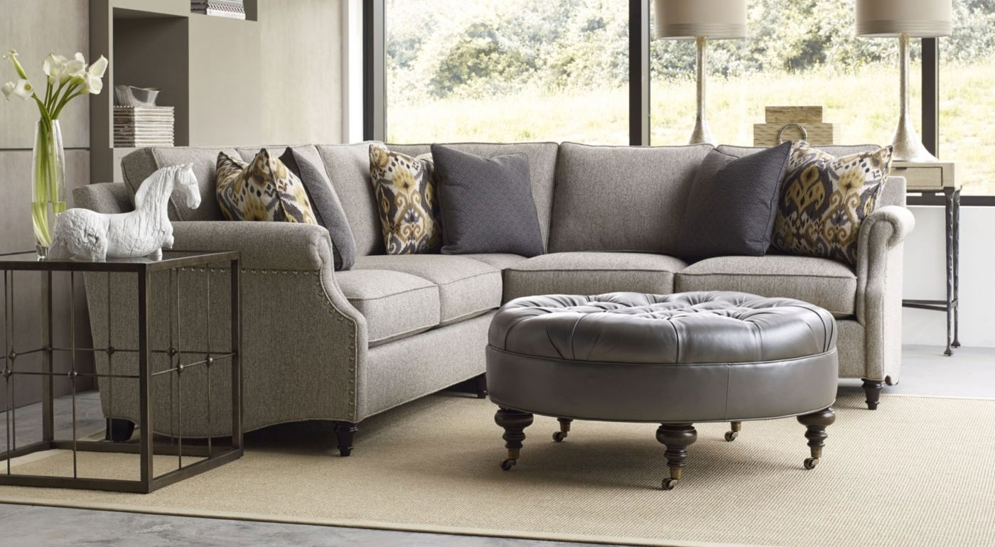 Well Known Modern Style Thomasville Sectional Sofas With Thomasville Living Regarding Thomasville Sectional Sofas (View 10 of 20)