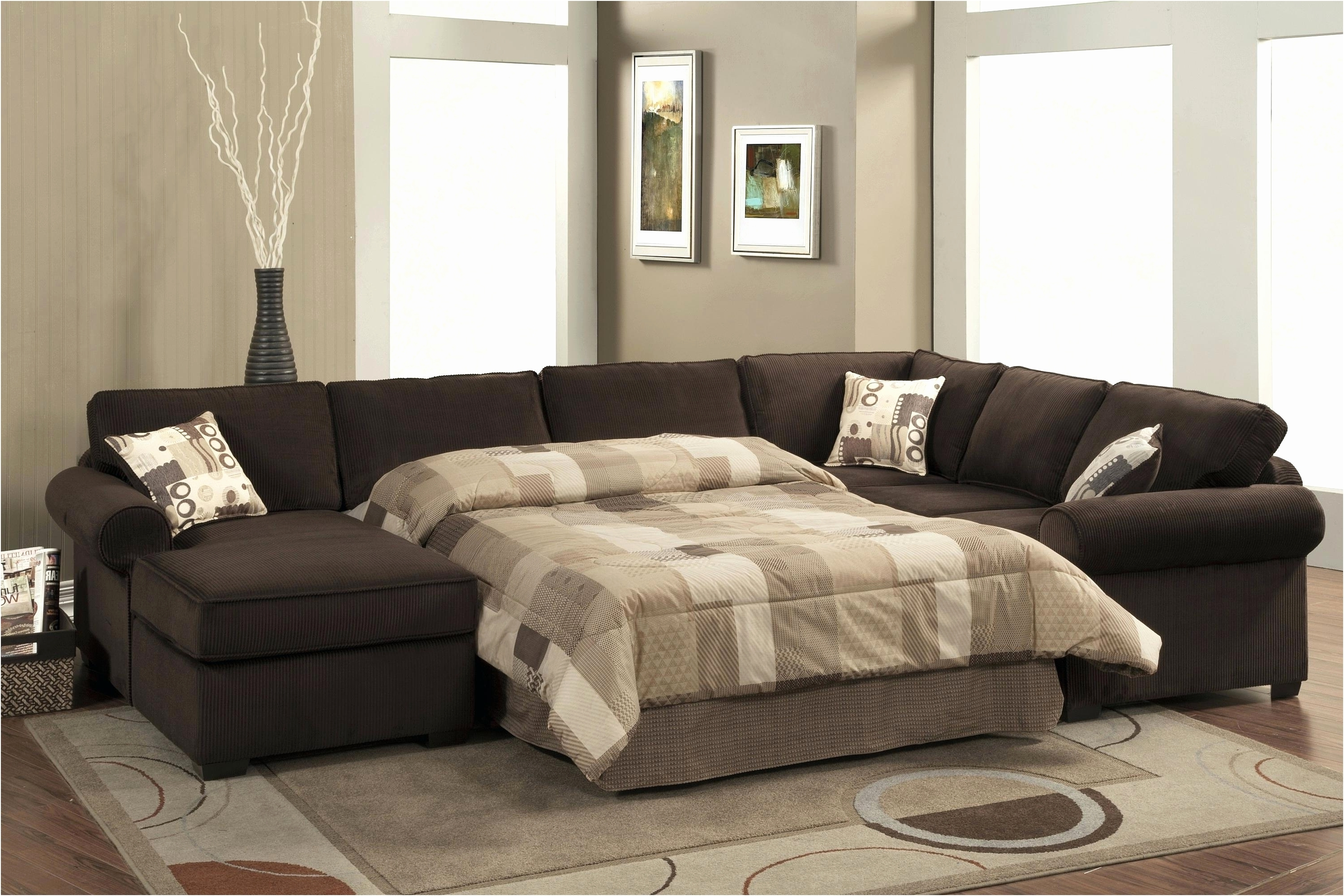 Well Known Reclining U Shaped Sectionals For Sofa : Cheap Sectional Sofas Leather Sectional U Shaped Sleeper (View 7 of 20)