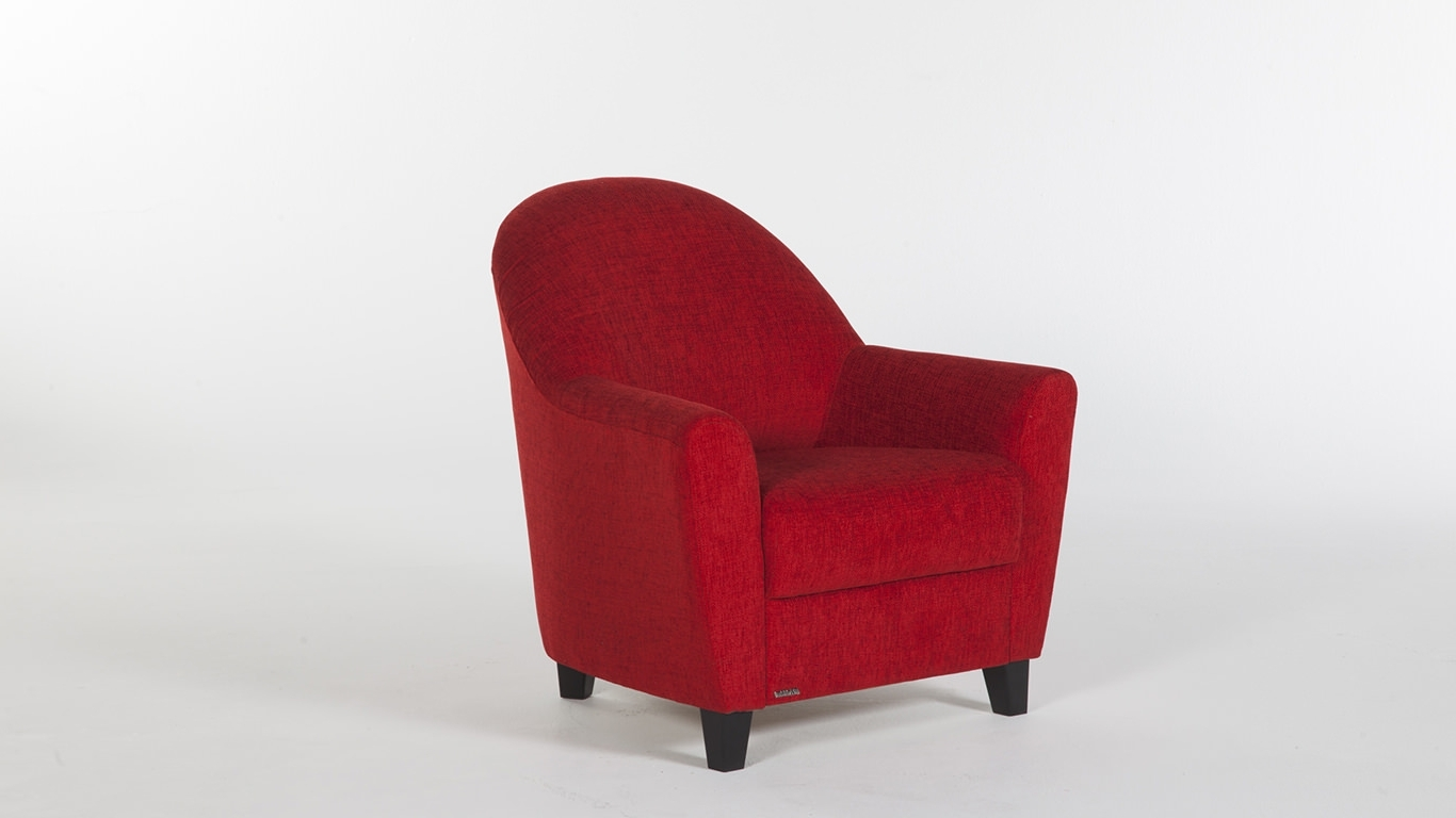 Well Known Red Sofa Chairs Throughout Fantasy Story Red Sofa & 2 Chairs Setsunset (View 20 of 20)