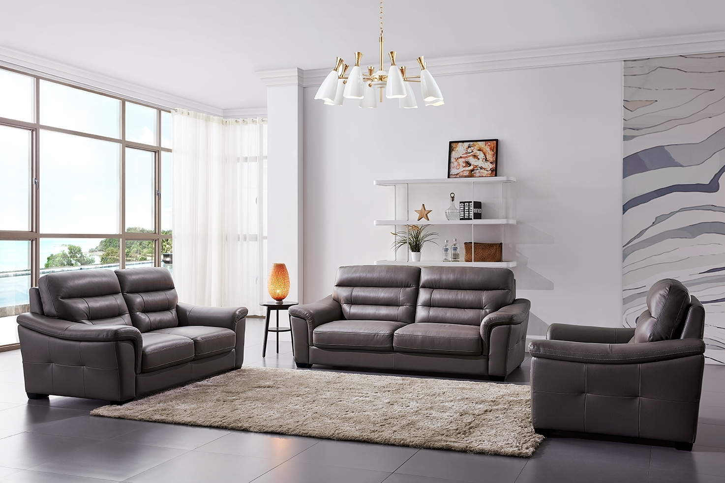 Well Known Richmond Brown, Sofas Loveseats And Chairs, Living Room Furniture In Sofa Chairs For Living Room (View 10 of 20)