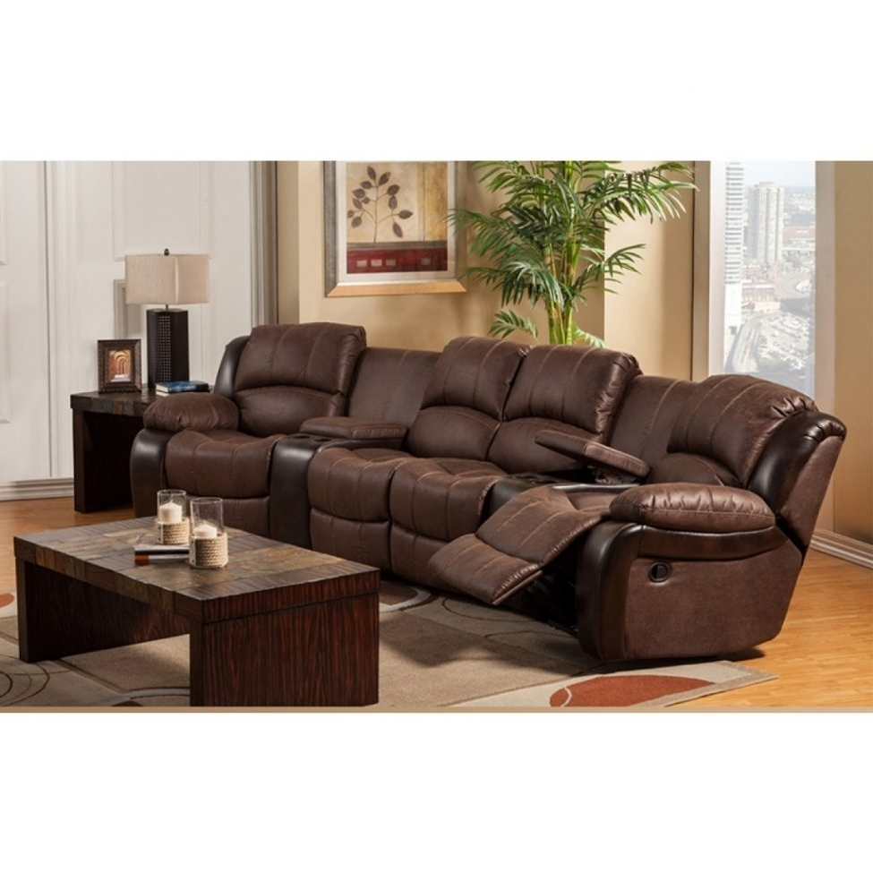 Well Known Sectional Sofas: Great Theater Seating Sectional Sofa 68 About For Raleigh Nc Sectional Sofas (View 9 of 20)