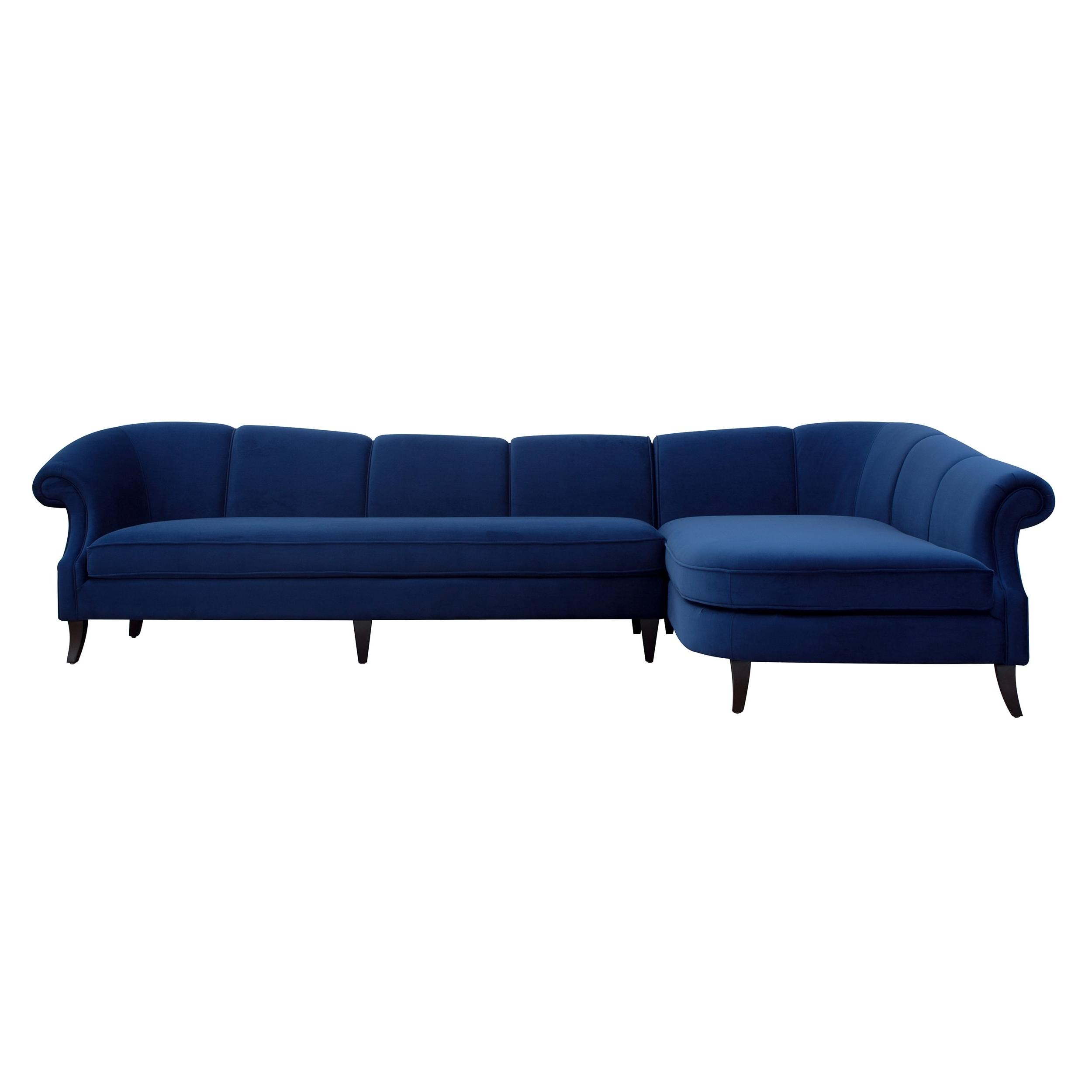 Well Known Sectional Sofas Under 700 With Regard To Jennifer Taylor Victoria Upholstered Sectional Sofa – Free (View 20 of 20)