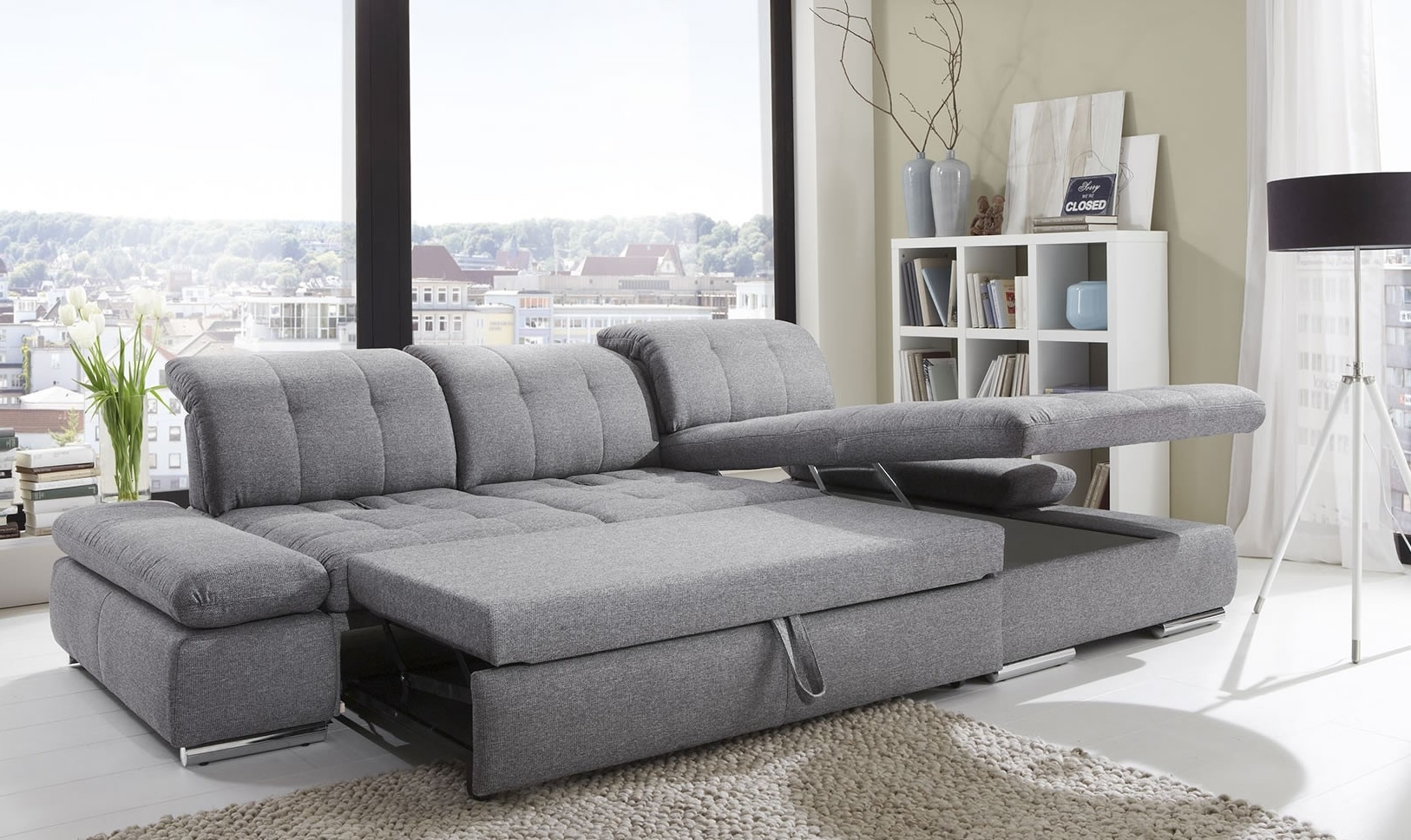 Well Known Sectional Sofas With Sleeper – Visionexchange (View 11 of 20)