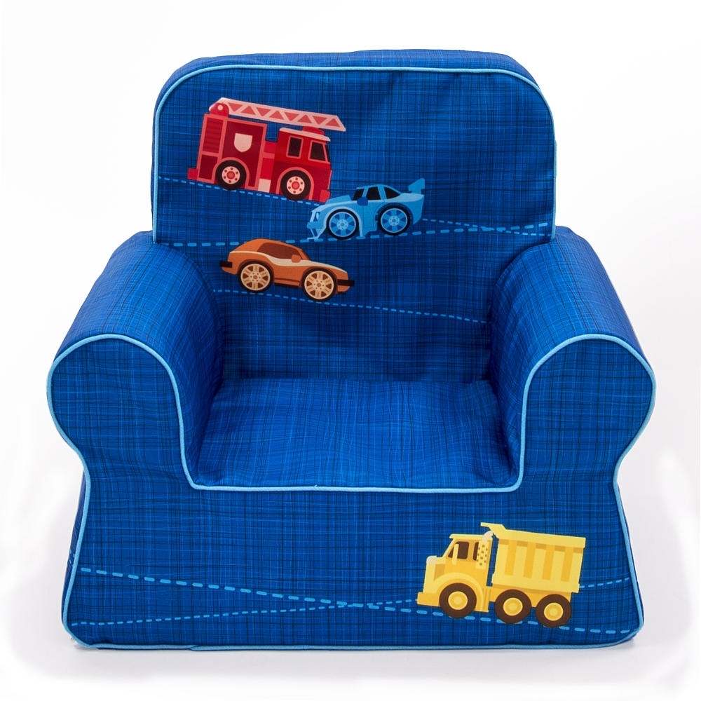 Well Known Sofa : Children's Folding Couch Baby Sofa Chair Blue Kids Sofa Intended For Folding Sofa Chairs (View 20 of 20)