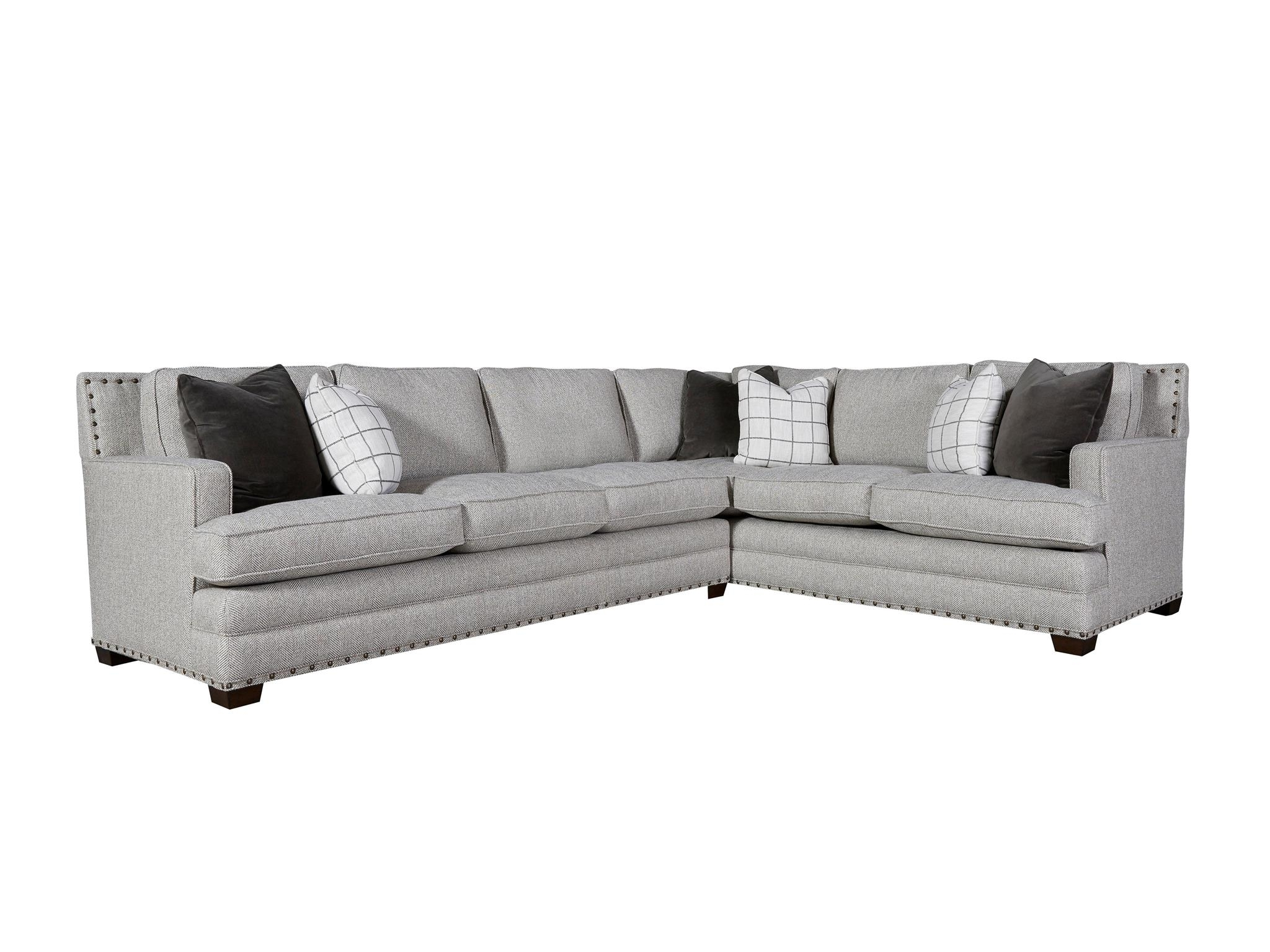 Well Known Sofa Right Sectional Braxton Java Arm Facing Hand Pb Basic Chaise Pertaining To Regina Sectional Sofas (View 15 of 20)