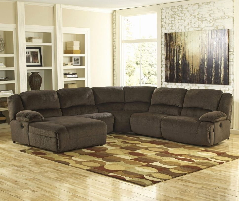 Well Known Sofas : Ashley Furniture Black Leather Couch Ashley Furniture Intended For Sectional Sofas At Ashley (View 4 of 20)