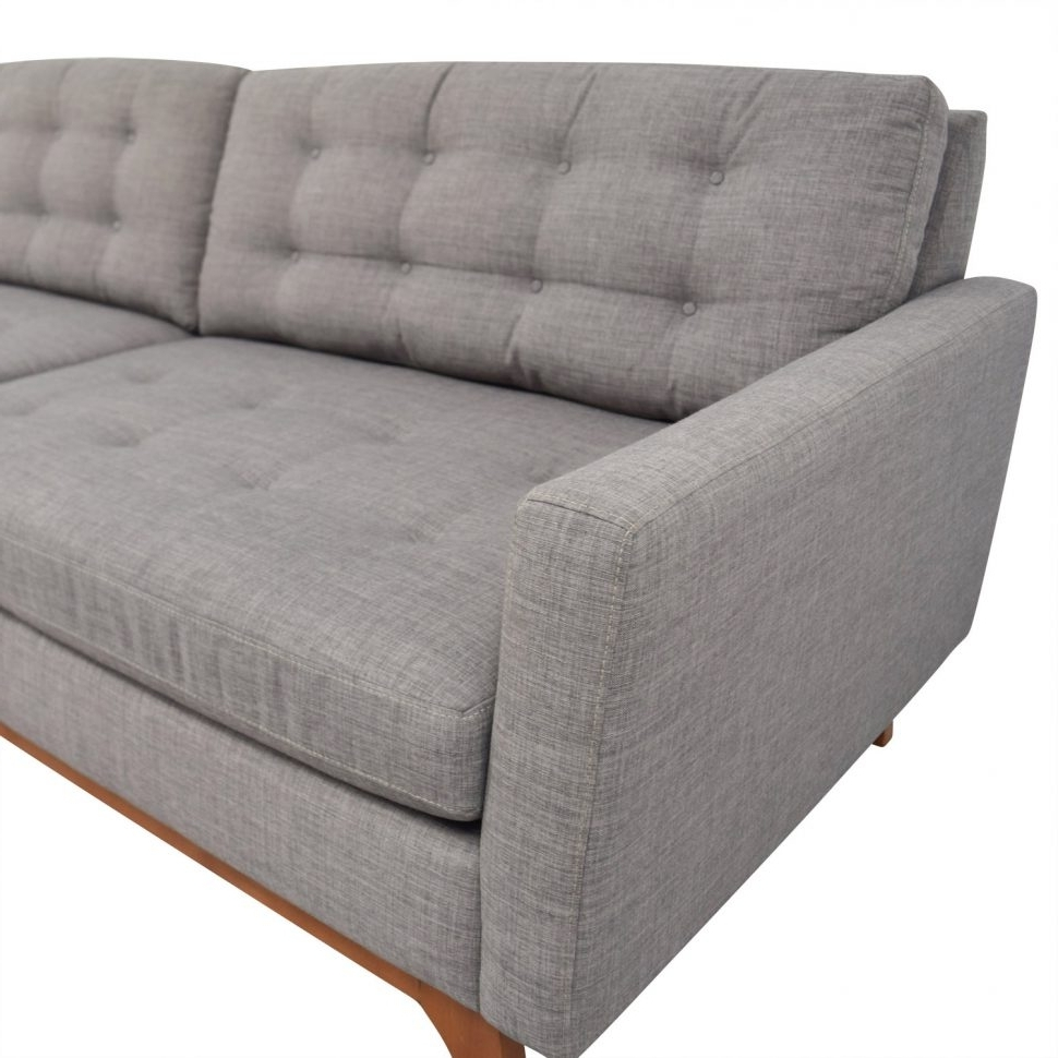 Well Known Sofas : Sofas Macys Target Couch Macys Grey Couch Blue Tufted Sofa Throughout Target Sectional Sofas (View 19 of 20)
