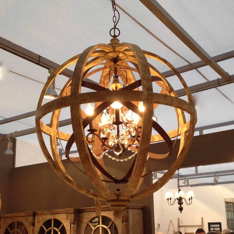 Well Known Sphere Chandelier Throughout Accessories: Classic Chandeliers Using Swingncocoa Bubble Ball (View 19 of 20)