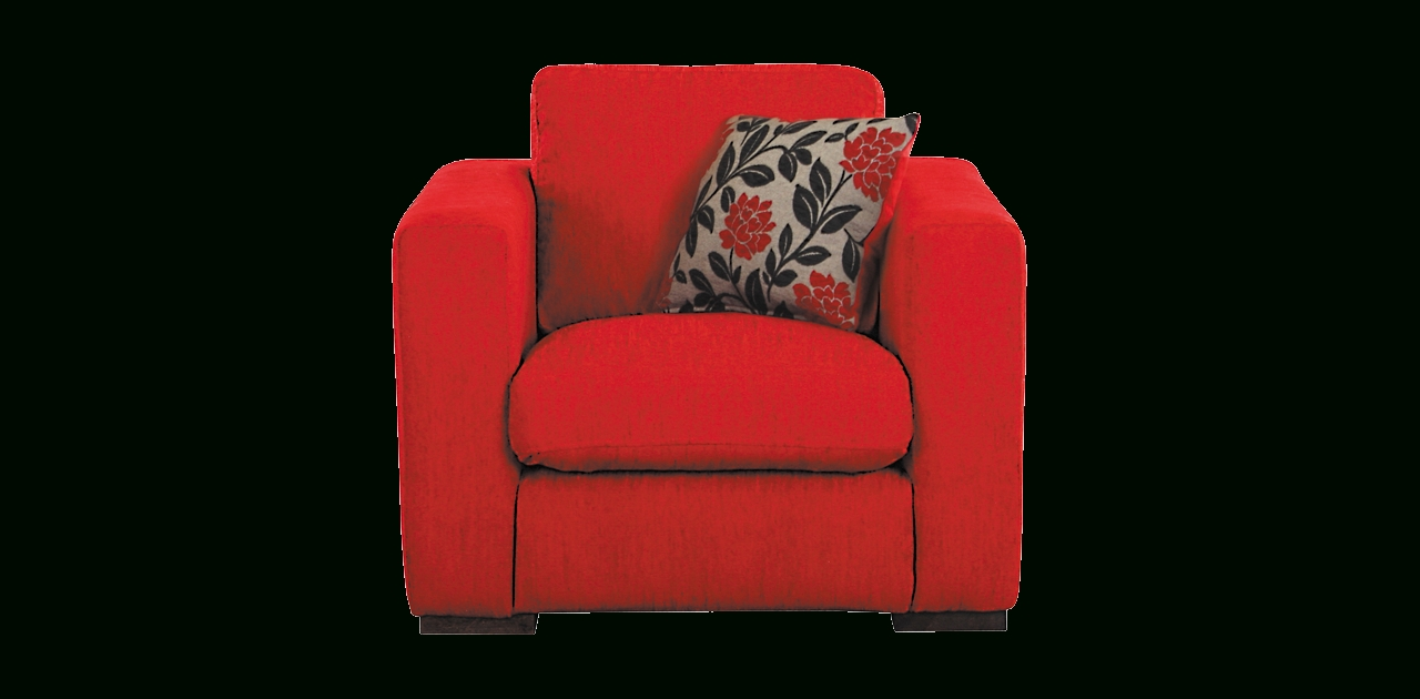 Well Known Talia Chair Red Sofa – Chairs Intended For Red Sofa Chairs (View 1 of 20)