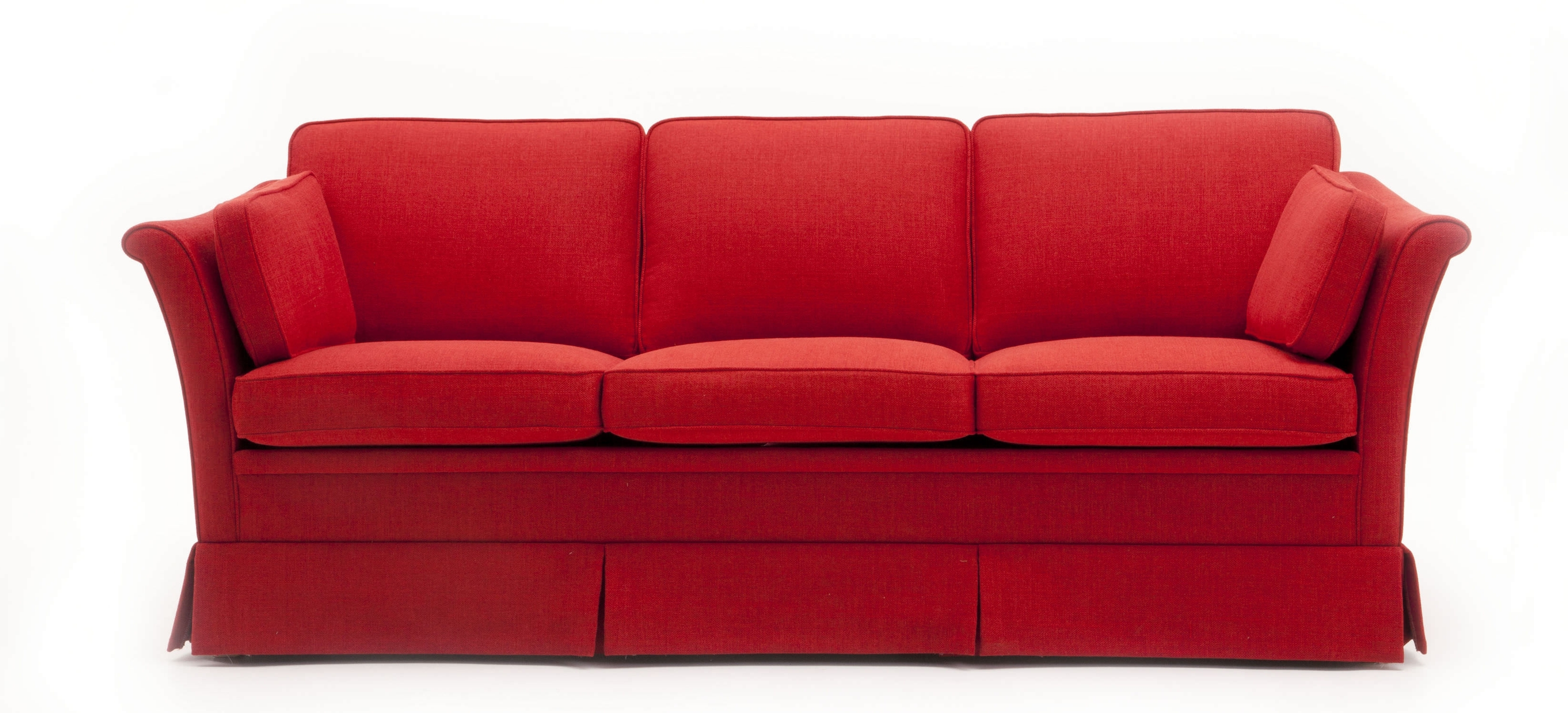 Well Known Traditional Sofa / Fabric / 3 Seater / With Removable Cover With Regard To Sofas With Removable Cover (View 17 of 20)