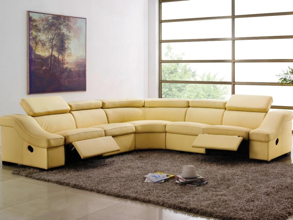 Gallery Of Vaughan Sectional Sofas