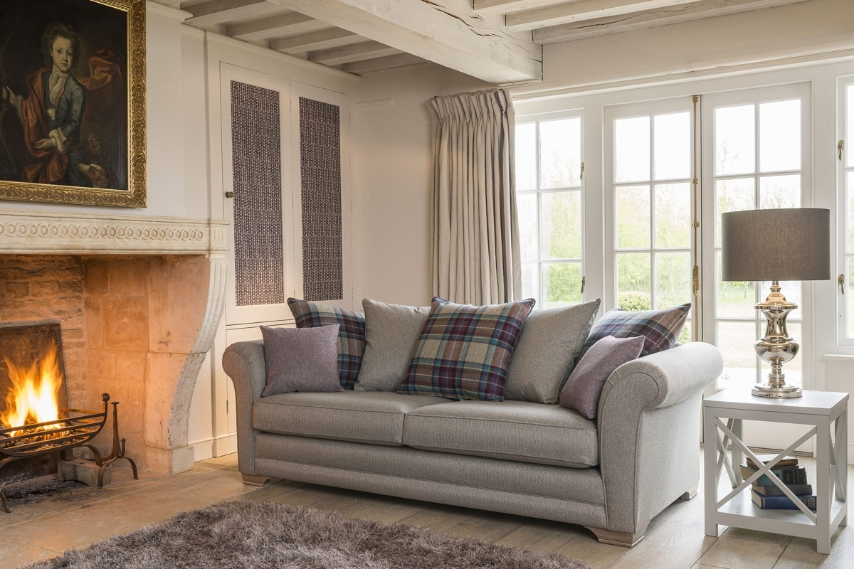 Well Liked Alstons – Sofas For Living In Newport Sofas (View 20 of 20)