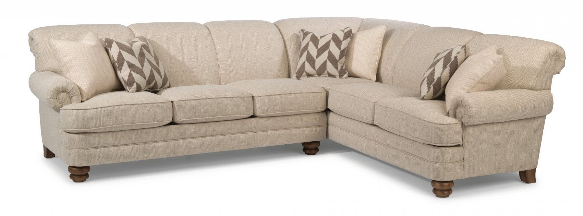 Well Liked Best Sectional Sofa With Nailhead Trim 89 For Your Best Sleeper Pertaining To Sectional Sofas With Nailheads (View 20 of 20)