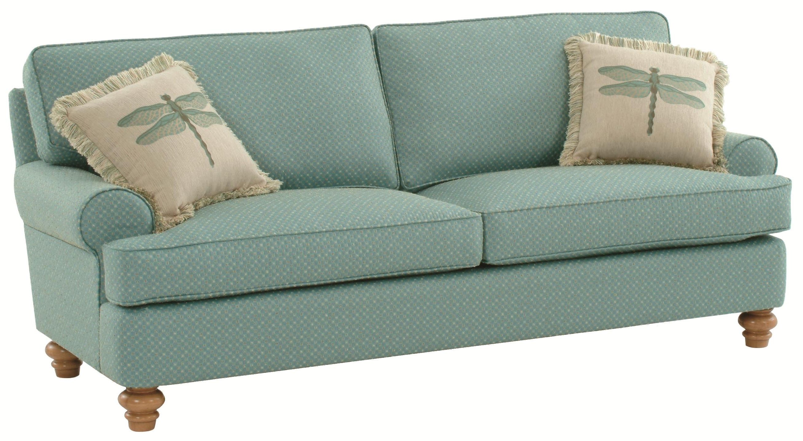 Well Liked Braxton Sofas Pertaining To Braxton Culler 773 Lowell Stationary Cottage Styled Sofa – Ahfa (View 3 of 20)