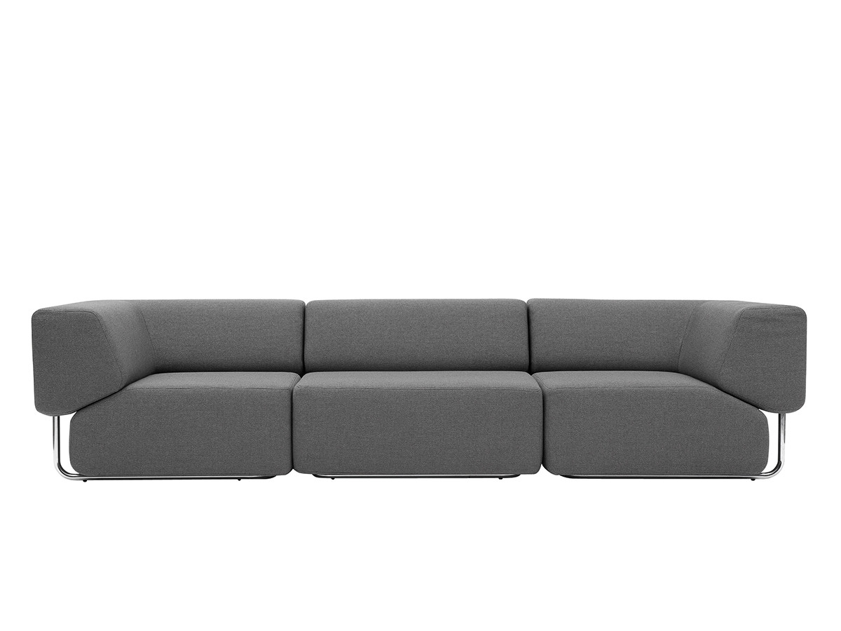 Well Liked Buy The Softline Noa Three Seater Sofa At Nest.co (View 13 of 20)
