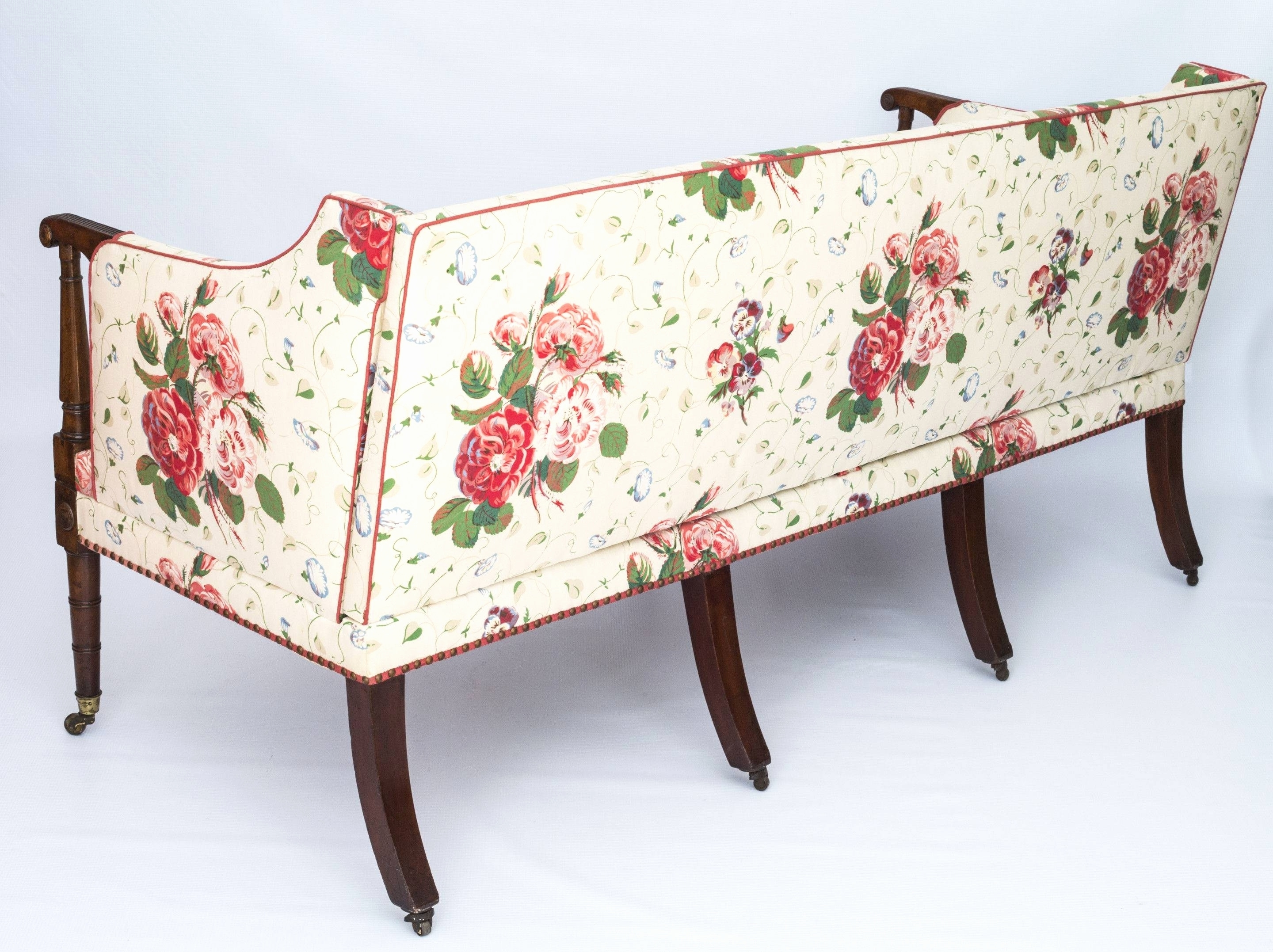 Well Liked Chintz Fabric Sofas Regarding Armchair : Chintz Drapes Chintz Fabricthe Yard Chintz Fabric (View 18 of 20)
