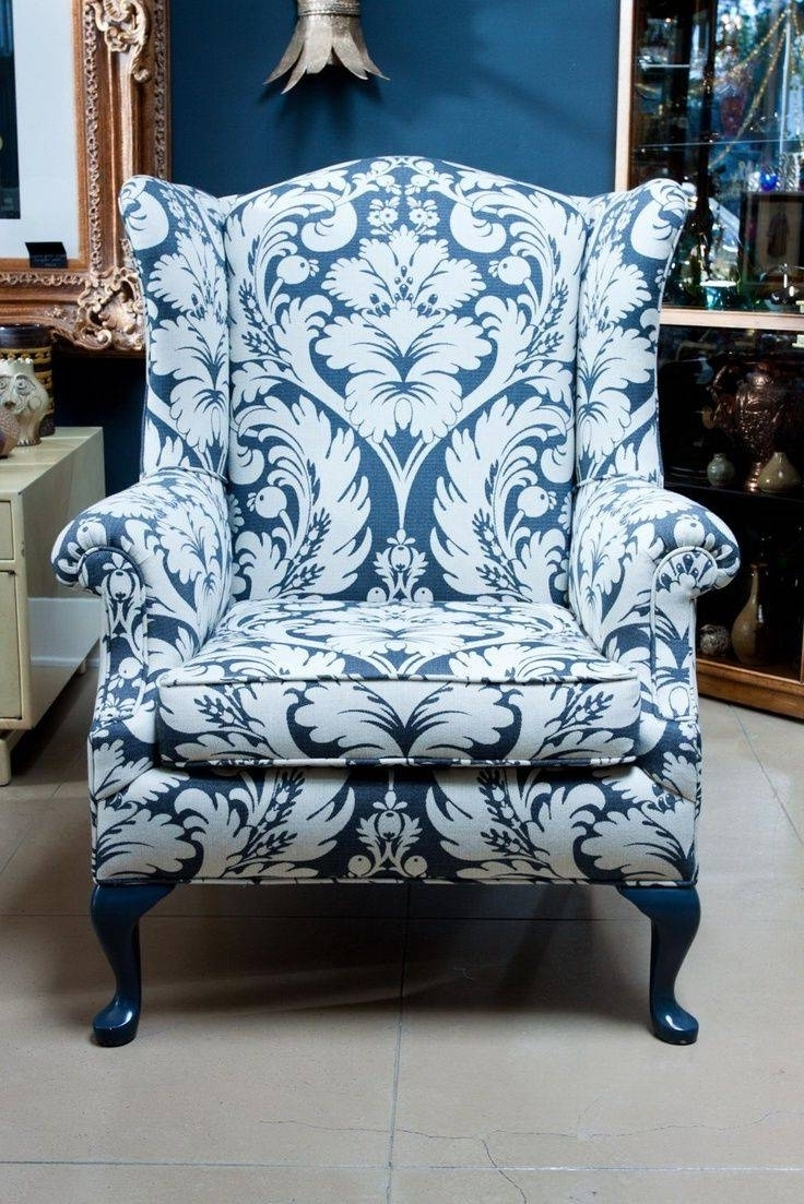 Well Liked Chintz Sofas And Chairs For Blue Chintz Sofa – Zhis (View 4 of 20)