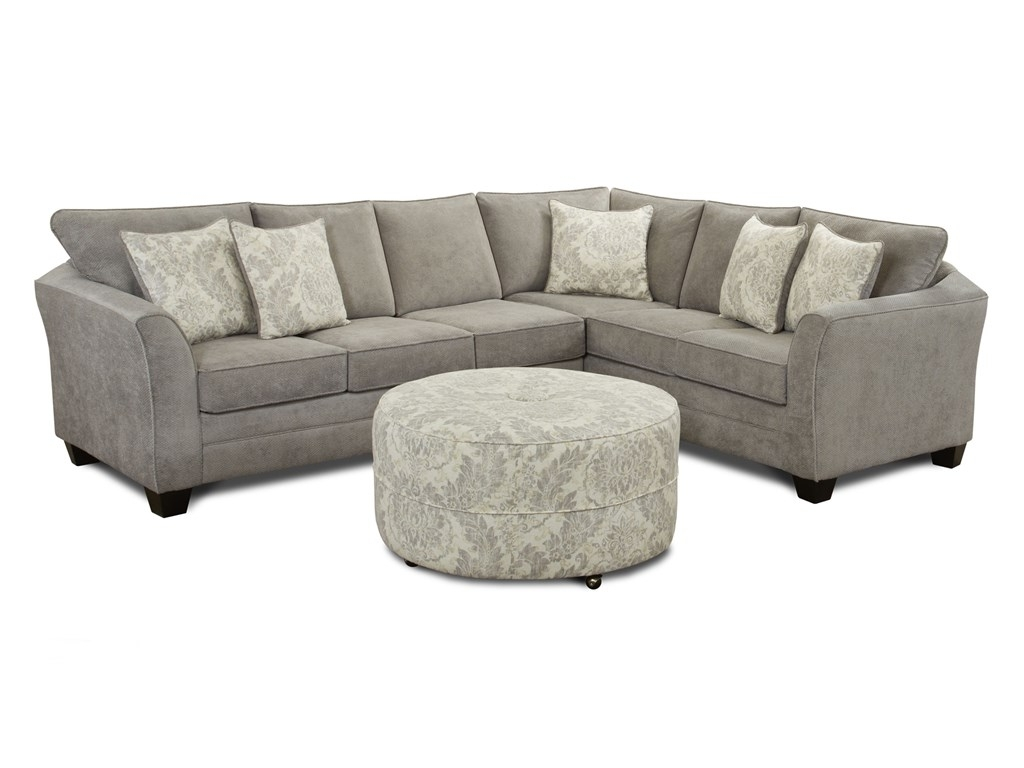 Well Liked Dayton Ohio Sectional Sofas Intended For J (View 19 of 20)