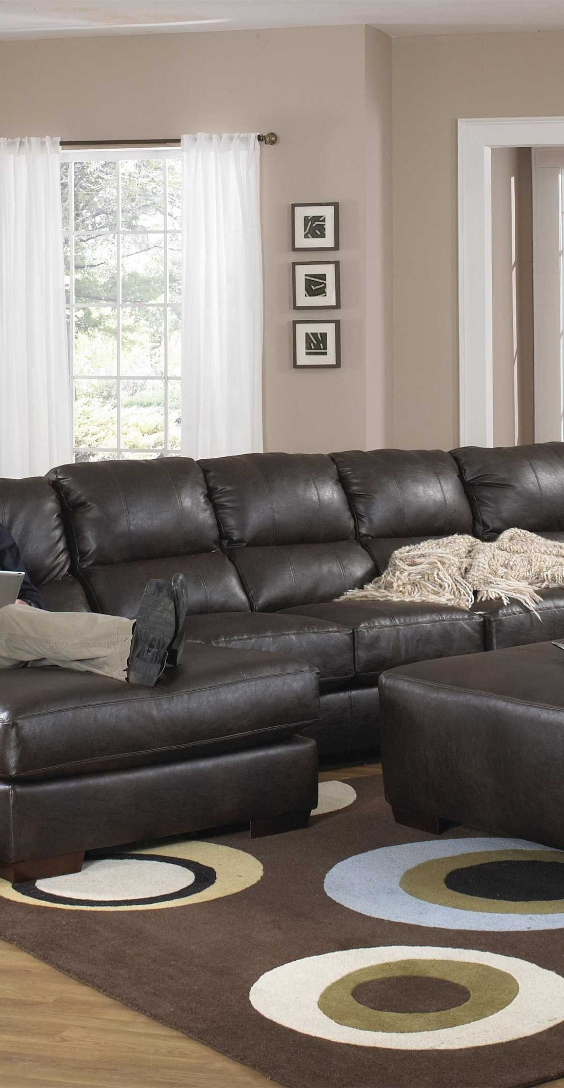 Well Liked Deep U Shaped Sectionals Intended For Extra Large Sectional Sofas – Rpisite (View 18 of 20)