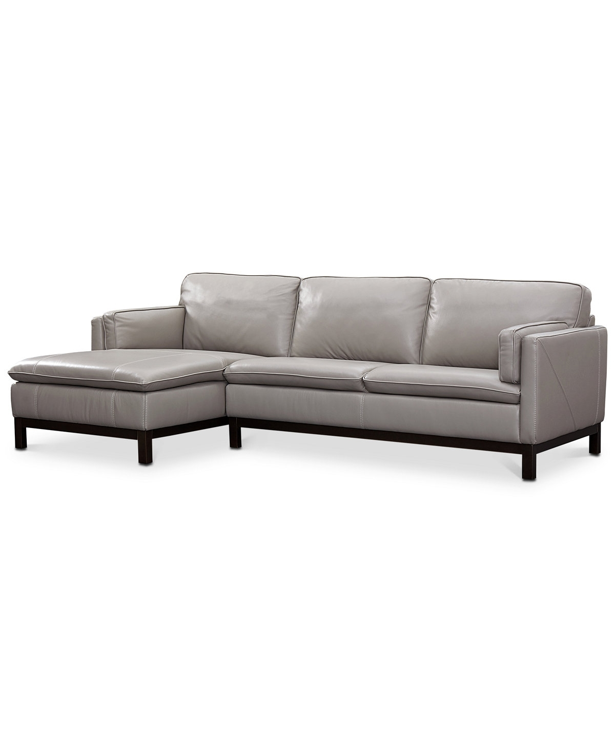 Well Liked El Paso Sectional Sofas Intended For Ventroso 2 Pc (View 15 of 20)