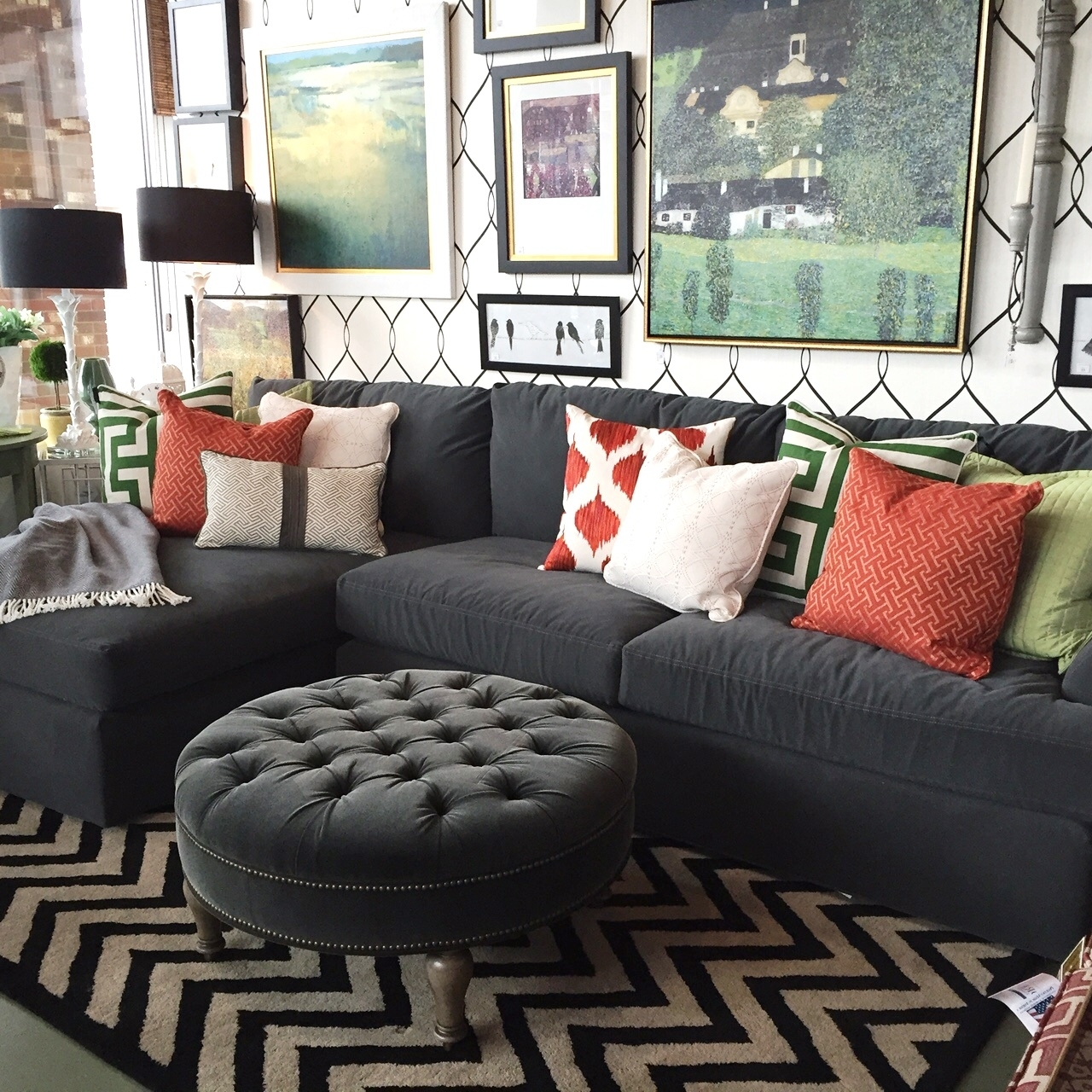 Well Liked Erie Pa Sectional Sofas In Sectional Sofas In Small Spaces (View 8 of 20)