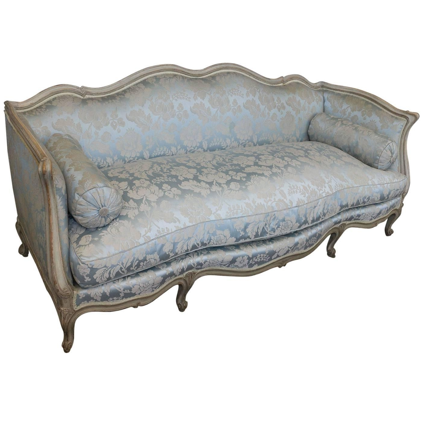 Well Liked French Louis Xv Style Sofa Attributed To Maison Jansen For Sale At For French Style Sofas (View 18 of 20)