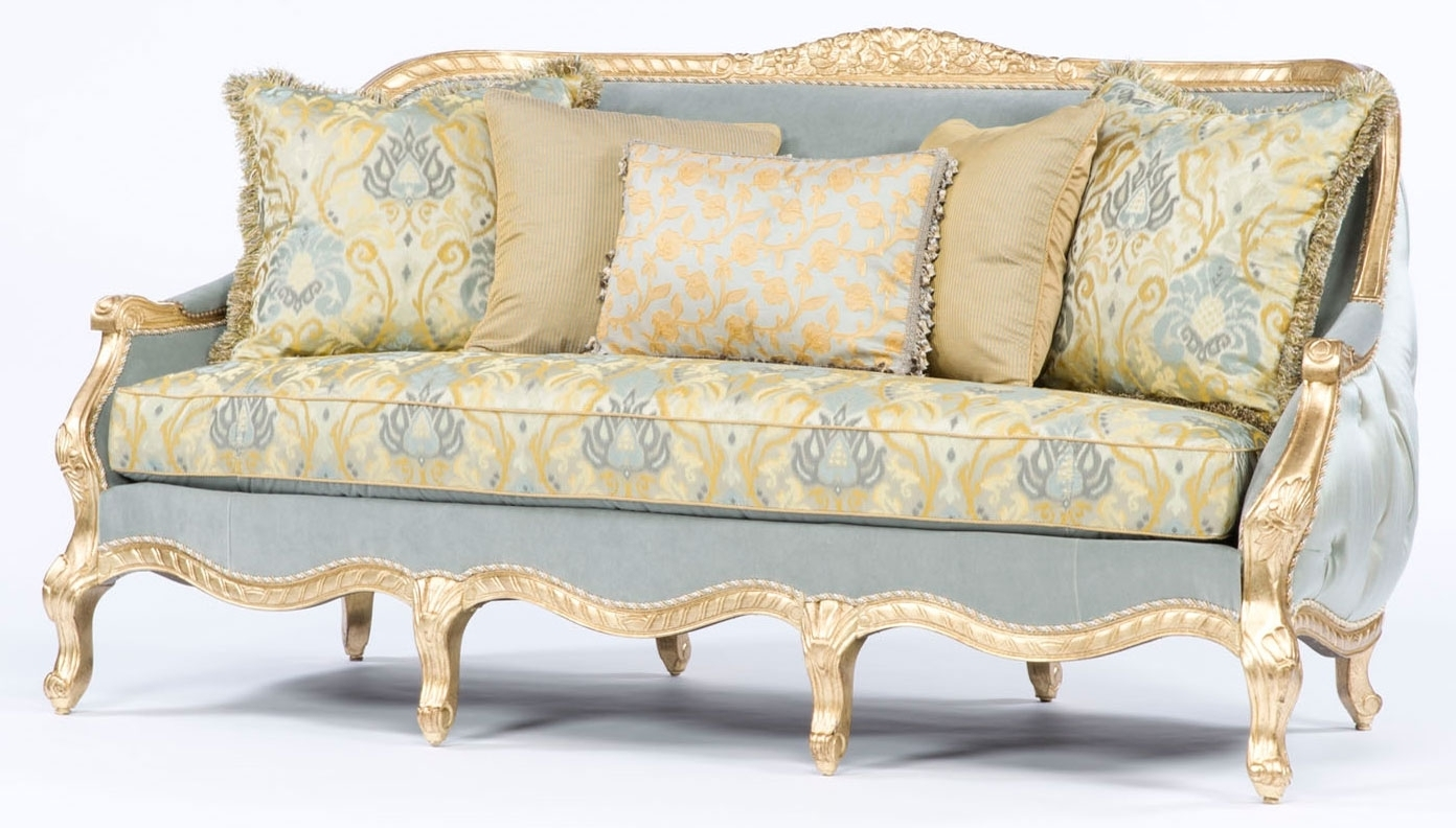 Featured Photo of French Style Sofas