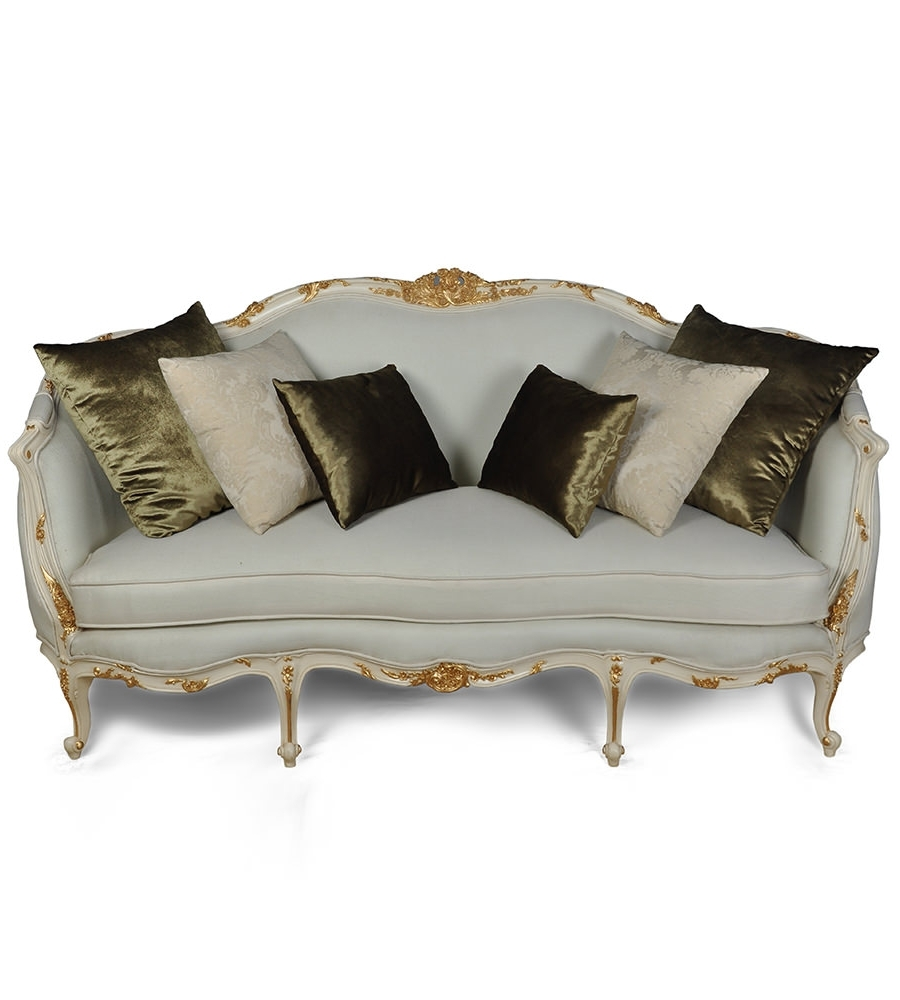 Well Liked French Style Sofas Within Great French Style Sofa 22 Sofas And Couches Set With French Style (View 8 of 20)