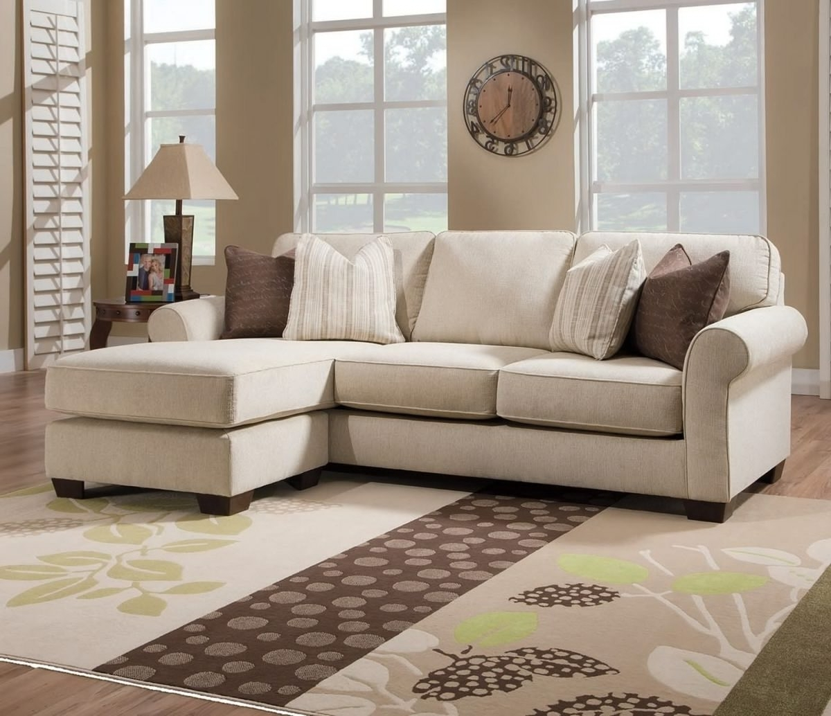 Well Liked Inexpensive Sectional Sofas For Small Spaces Intended For Sectional Sofa Design: Sectional Sofas Small Spaces Armless (View 6 of 20)