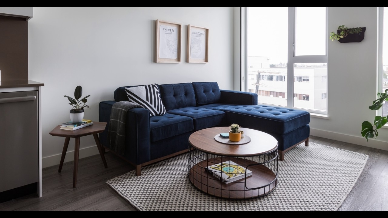 Well Liked Jane Bi Sectional Sofas For Jane Bi Sectional Sofa Demogus* Modern – Youtube (View 7 of 20)