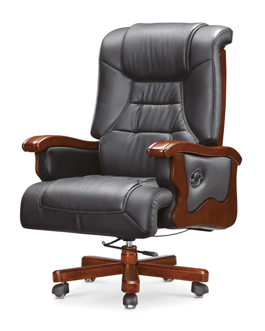 Well Liked Luxury Executive Office Chairs Throughout Traditional Soft Back Hot Sales Office Excutive Chair Hy A  (View 19 of 20)