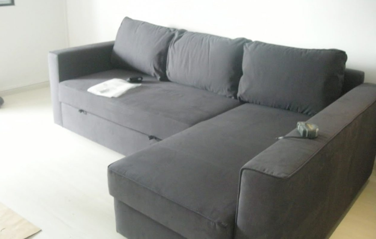 Well Liked Manstad Sofa Bed Dimensions (View 4 of 20)