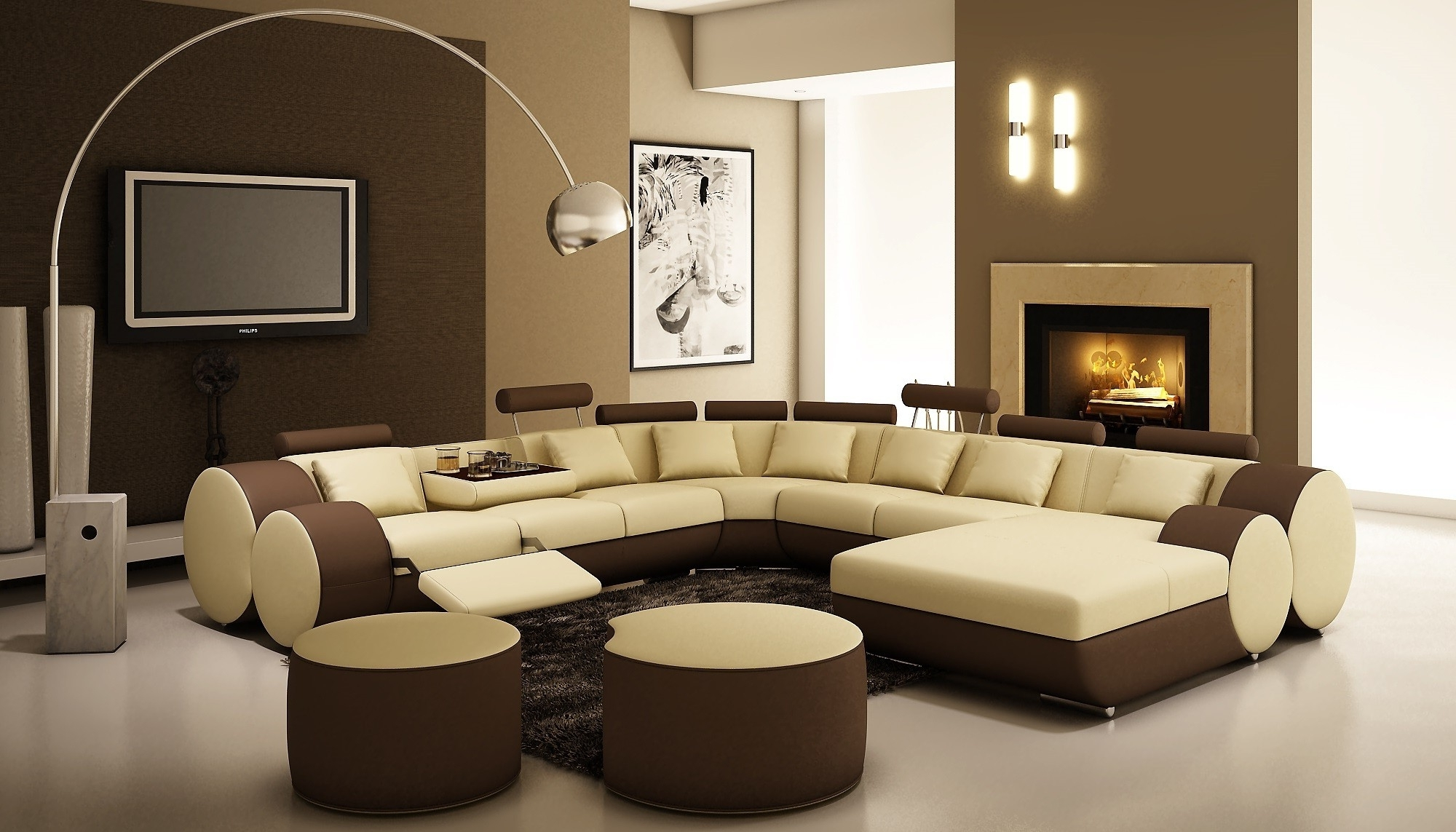 Well Liked Miami Sectional Sofas With Regard To Living Room : Furniture Living Room Sectional Sofas Miami And Big (View 13 of 20)