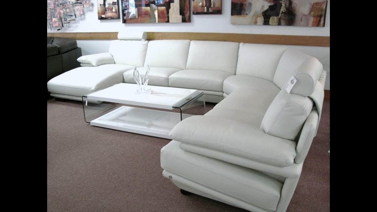 Well Liked Natuzzi Leather Sectional Sofa – Youtube Inside Natuzzi Sectional Sofas (View 20 of 20)