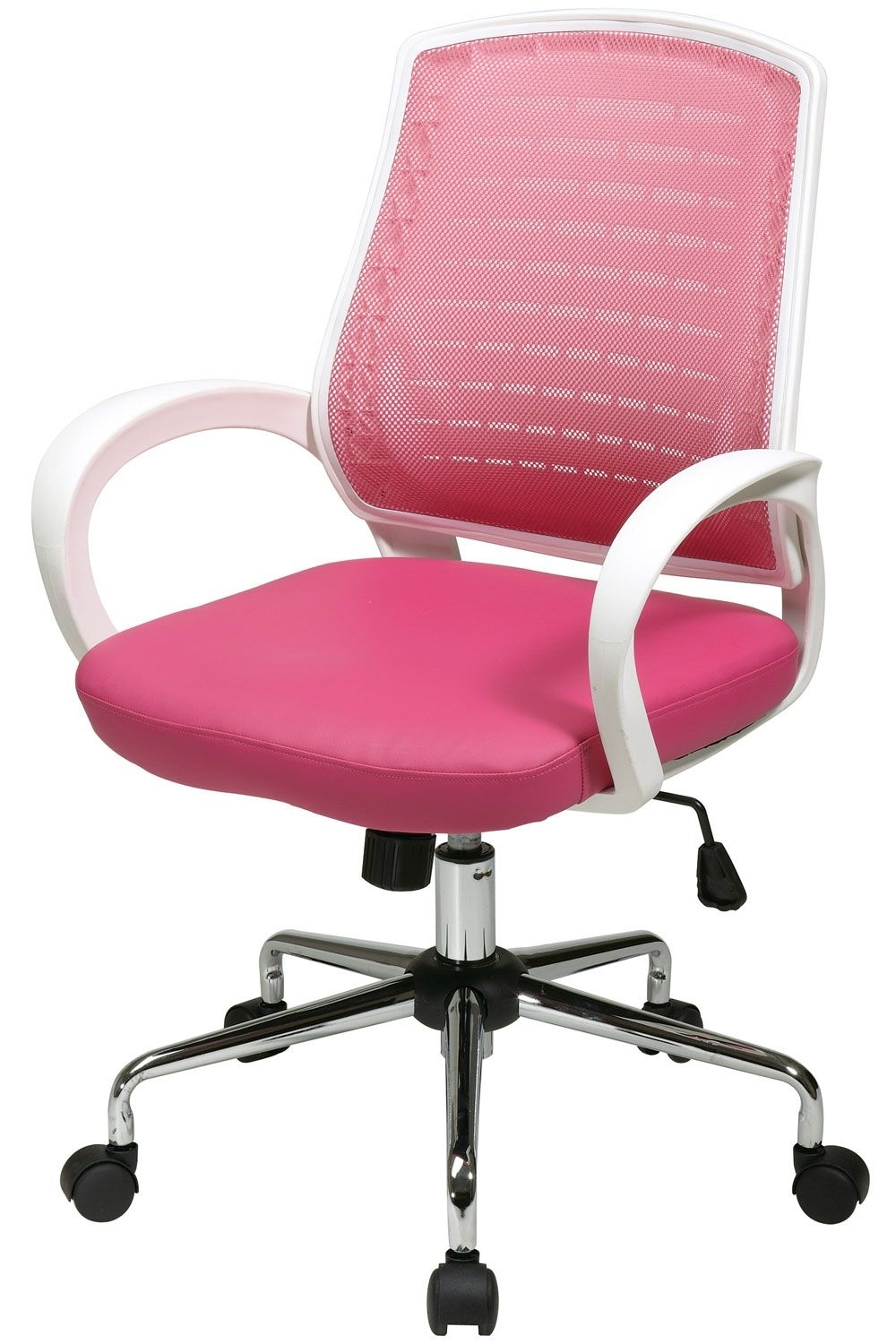Well Liked Pink Executive Office Chairs With Regard To Awesome Lovely Office Chair Pink 68 With Additional Home Decor (View 17 of 20)