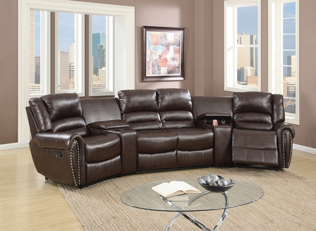 Well Liked Red Barrel Studio Home Theater Sectional & Reviews (View 15 of 20)