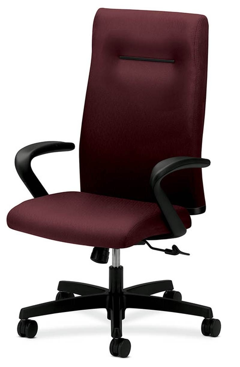Well Liked Red Leather Executive Office Chairs Intended For Furniture : Ergonomic Back Chair Red Leather Executive Office (View 20 of 20)