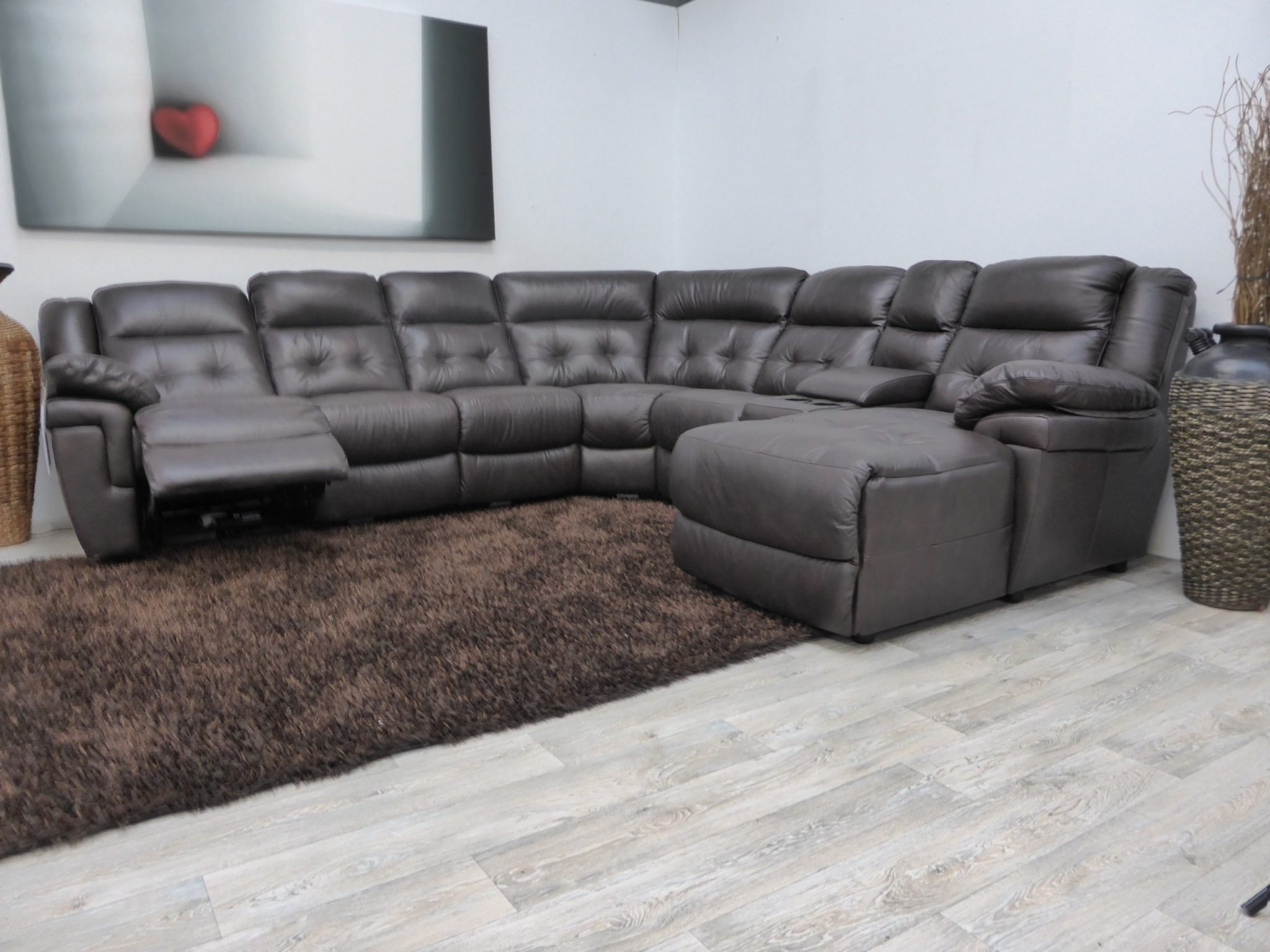 Well Liked Sectional Sofas At Lazy Boy For Lazy Boy Sofas (View 17 of 20)
