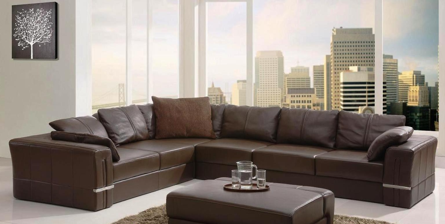 Well Liked Sleek Sectional Sofas For Gallery Sleek Sectional Sofas – Mediasupload (View 9 of 20)