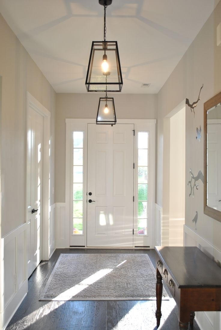 Well Liked Small Hallway Chandeliers Throughout Best 25 Foyer Lighting Ideas On Pinterest Hallway Lighting Inside (View 6 of 20)