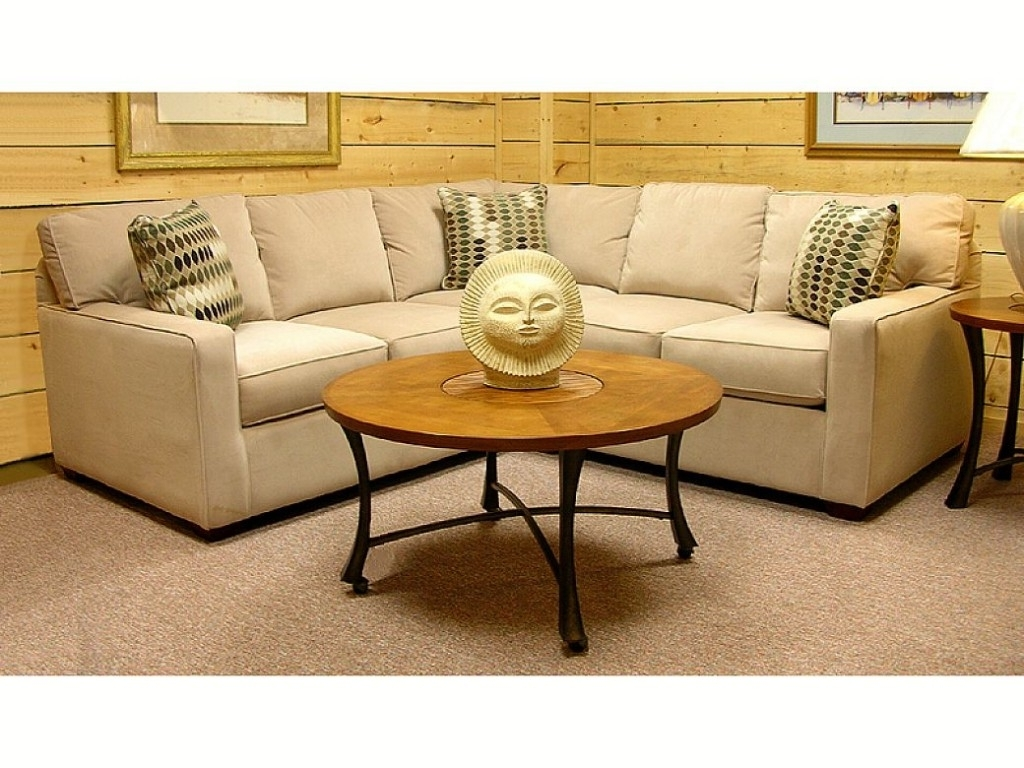 Well Liked Small Sectional Sofa Pertaining To Small Sectional Sofas (View 11 of 20)