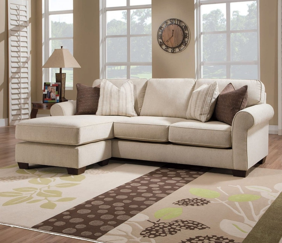 Well Liked Sofa High Back Inexpensive Sectional Sofas For Small Es