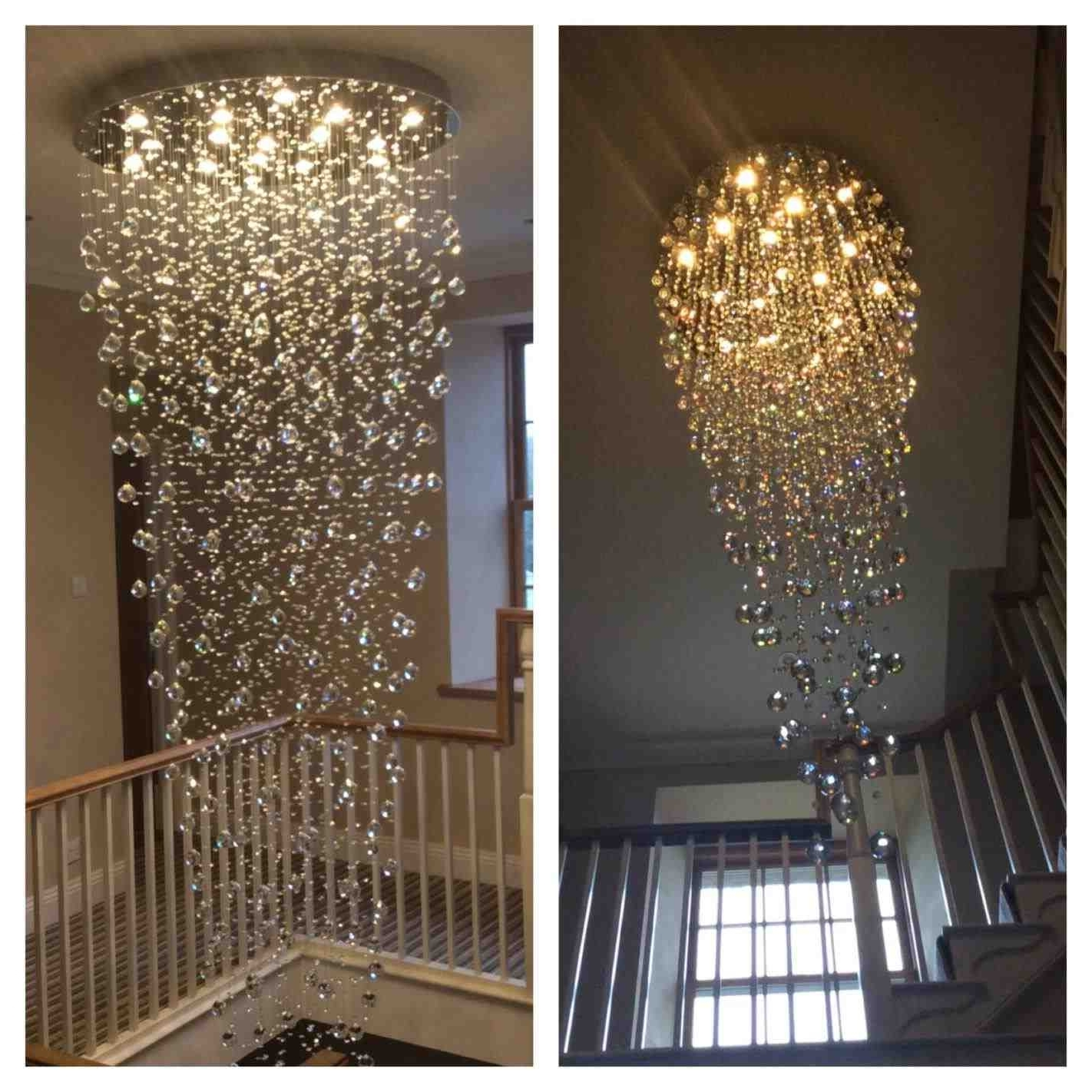 Well Liked Stairwell Chandelier With Regard To Stairwell Chandelier – Dragg (View 20 of 20)
