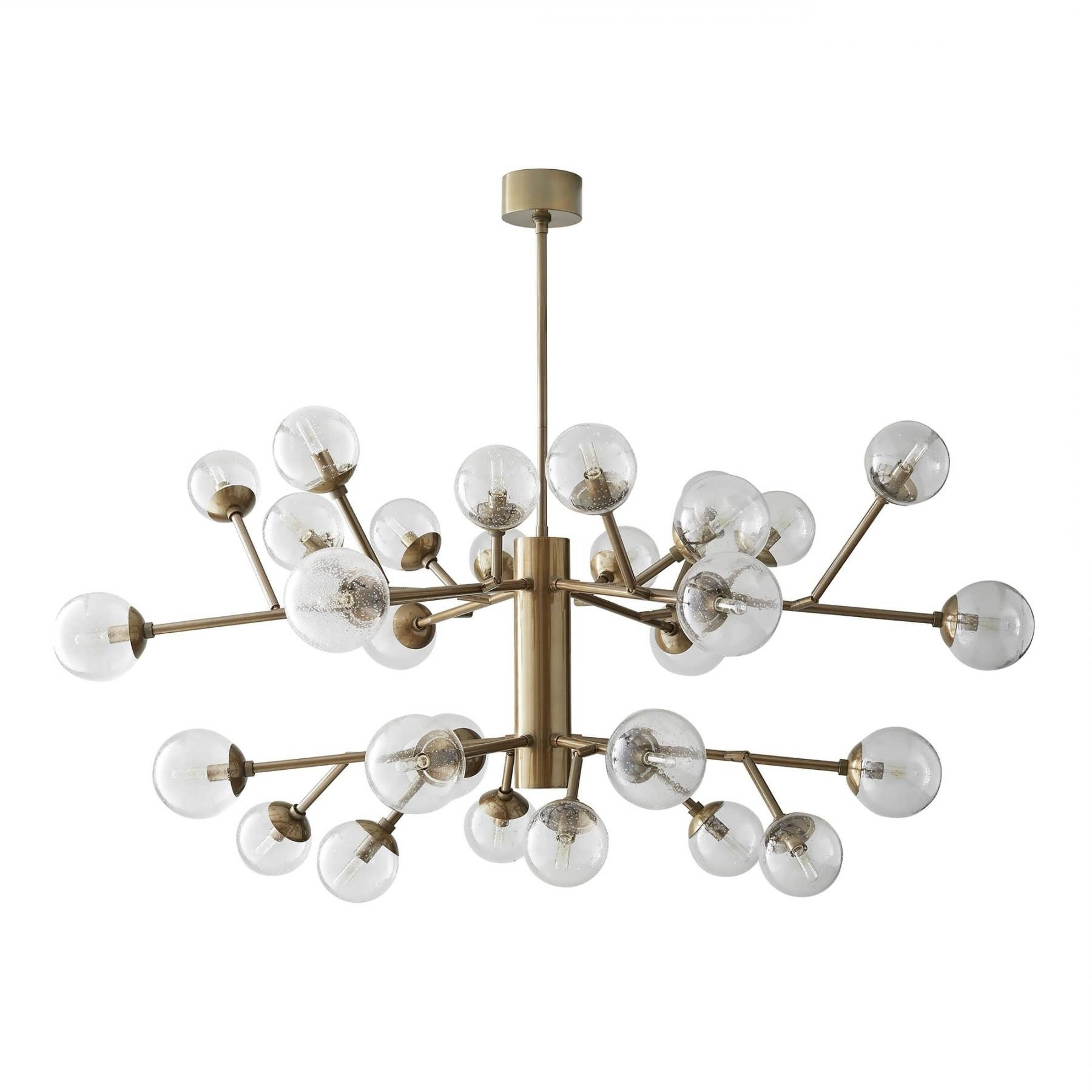 Well Liked Turquoise Drum Chandeliers Within Chandelier : Contemporary Chandeliers Brushed Nickel Chandelier (View 18 of 20)